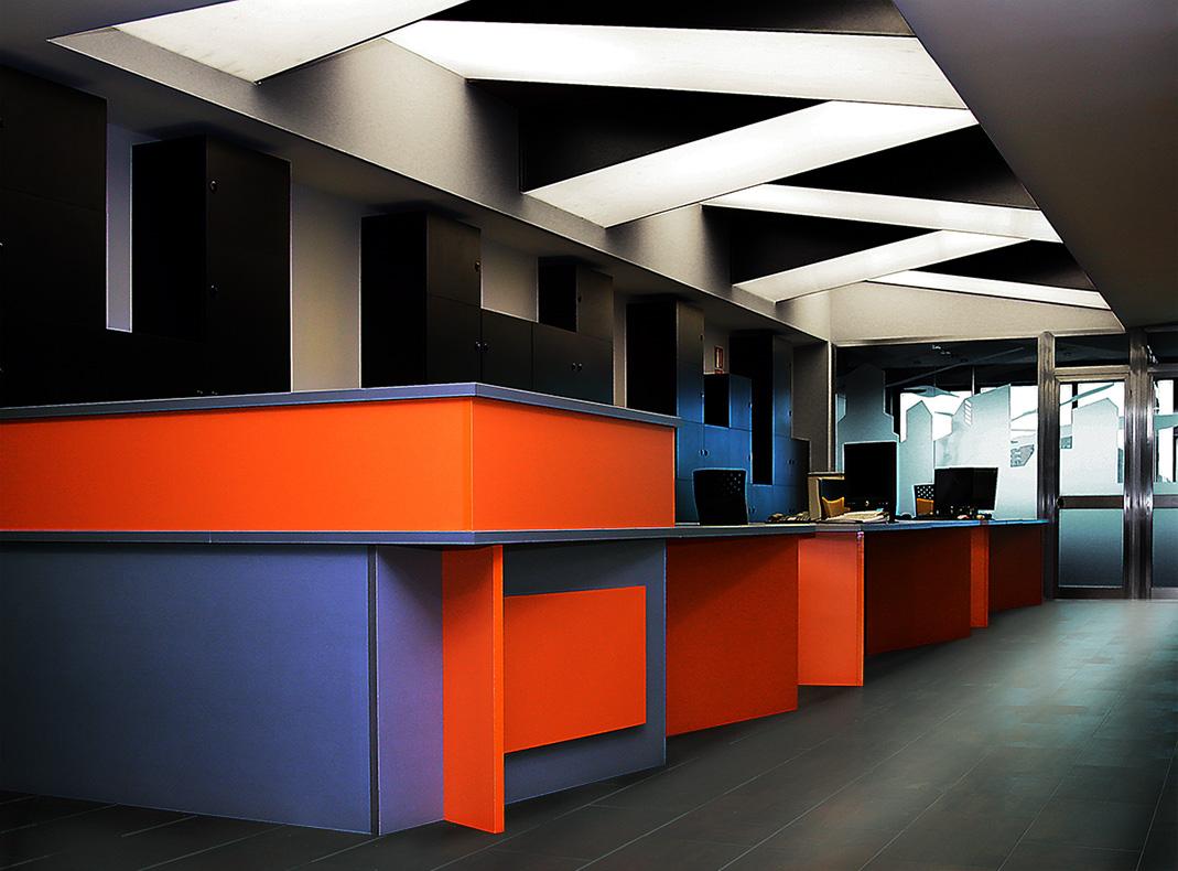 Oficinas L.A. Arquitectura