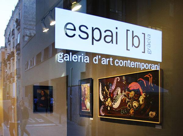 Obras encontradas | Galería Espai B | Barcelona