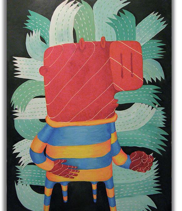 Origami | Petita Galeria | Barcelona 2012