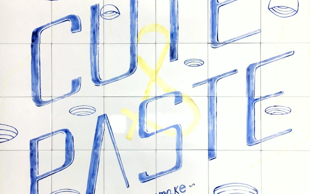 Cute&Paste // Solo Exhibition // Galería A ciegas – Madrid